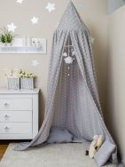 Baldachin Kinderzimmer Kinderbett Betthimmel ComfortBaby